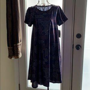 LuLaRoe Carly XS dress
